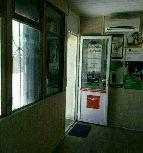 Торговый киоск 15м кв.
