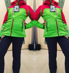 Новый зимний горнолыжный костюм