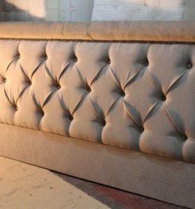 Перетяжка ,ремонт,изготовление мягкой мебели
