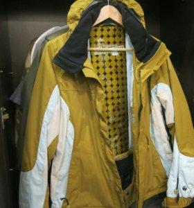 Куртка женская сноубордическая Belowzero Швейцария