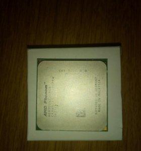 материнская плата FM2+  процессор phenom