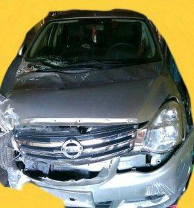 Nissan Almera  2013 год