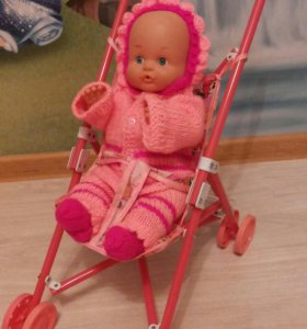 Детская коляска без куклы