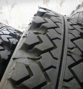 Новые автомобильные шины на Ниву