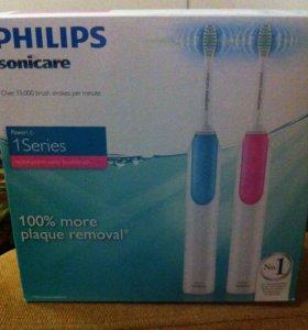 Philips щетки 2шт