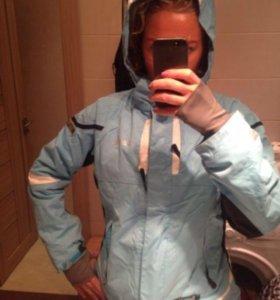 Куртка спортивная женская для зимних видов спорта