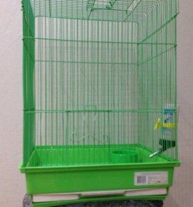 Клетка для грызуна (можно для птички)