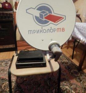 Спутниковое ТВ континент