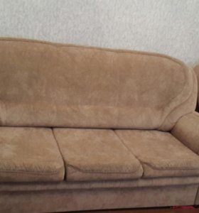 мягкая мебель тройка.
