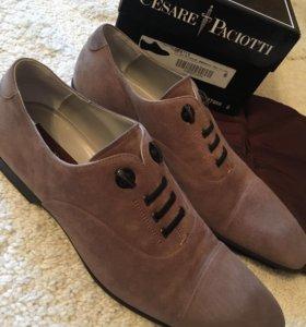 Туфли мужские Paciotti