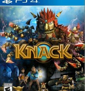 Игра на ps4 knack