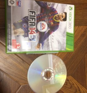 FIFA street на Xbox 360