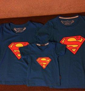 Набор из трёх футболок