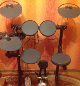 Барабанная установка Yamaha DTX 400 K