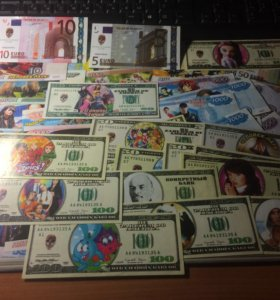 Коллекционные банкноты
