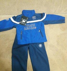 Детский спортивный костюм новый