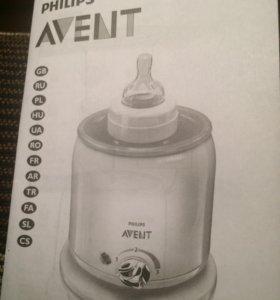 Нагреватель +стерилизатор , 2 в 1 фирмы Avent
