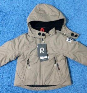 Новая куртка Reima