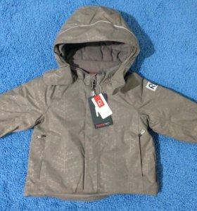Новая зимняя куртка пуховик Reima