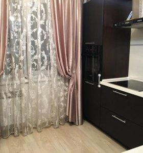1-к квартира в 6 мкр. с хорошим ремонтом