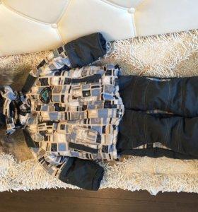 Куртка со штанами ,зима