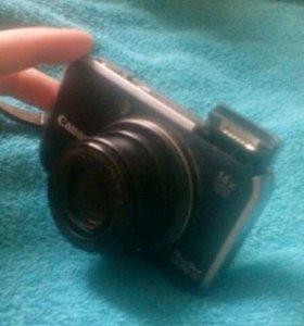 Фотоаппарат Canon SX210 IS