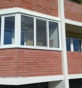 Балконы и лоджии обшивка утепление.