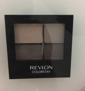 Новые тени revlon