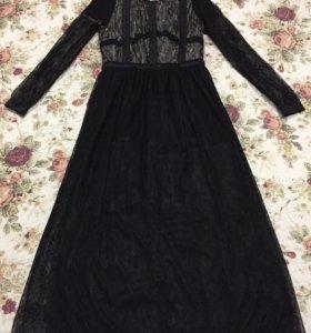 Платье гипюр A&G
