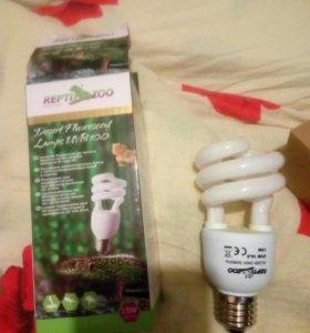 Ультрофеолетовую лампу