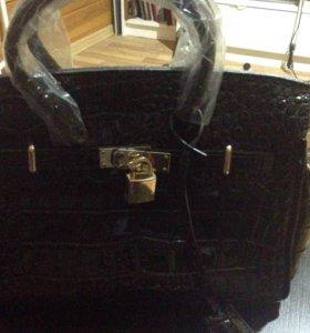 Новая сумка Hermec (маленькая).