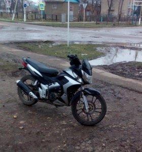 Мотоцикл Storm Indigo 130