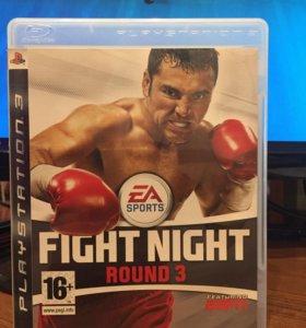 Fight night 3 игра для ps3