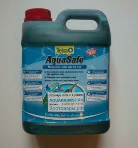 AquaSafe Кондиционер для воды 2 литра