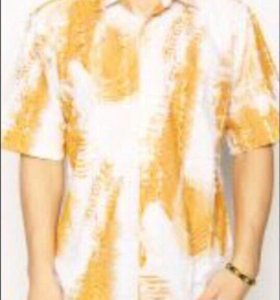 Рубашки мужские50-52