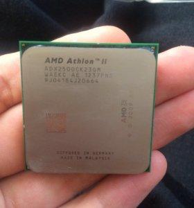 AMD Athlon с охлождением