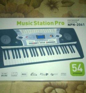 Синтезатор novis-Electronics NPN-2061( НОВЫЙ!!!)