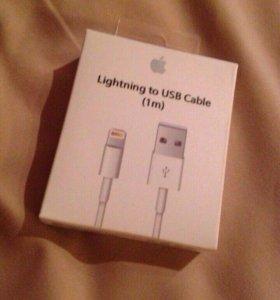 Оригинальный кабель Apple lightning