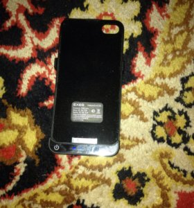 Чехол +батарея 4s
