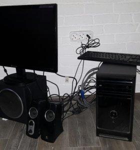 Компьютер и компания