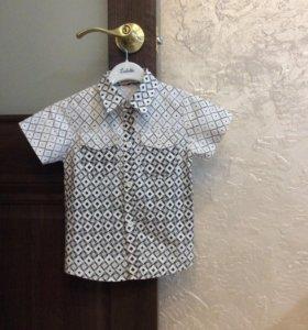 Рубашка нарядная для мальчика