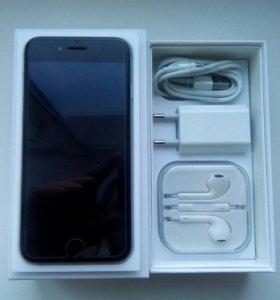 iphone 6,Space Grey,64Gb.