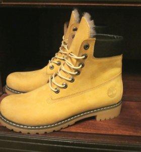 Ботинки натурлка