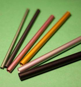 Набор трубочек для наращивания ногтей