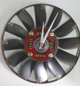 Часы из автозапчастей