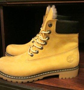 Ботинки натуральнаякожа