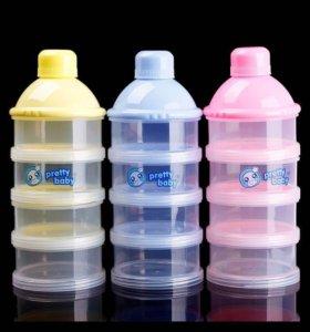 Новые контейнеры для детского питания