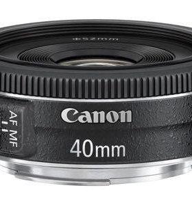 Сanon EF 40 mm f/2.8 STM