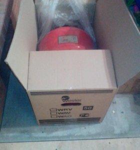 Мембранный бак для систем отопления