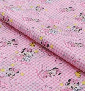 """Упаковочная бумага тишью """"Сладкая принцесса"""""""